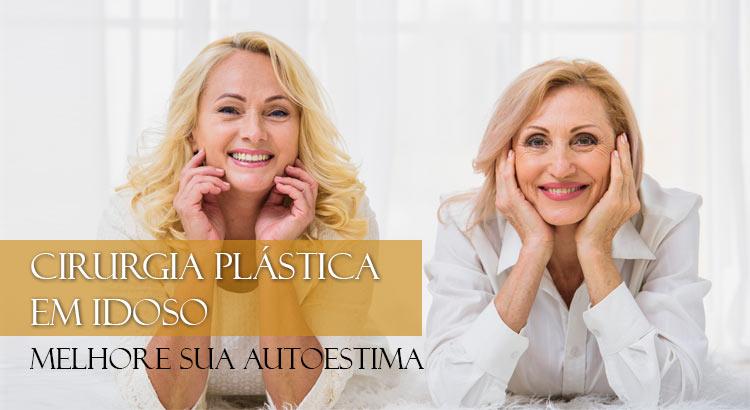Cirurgia Plástica em idosos